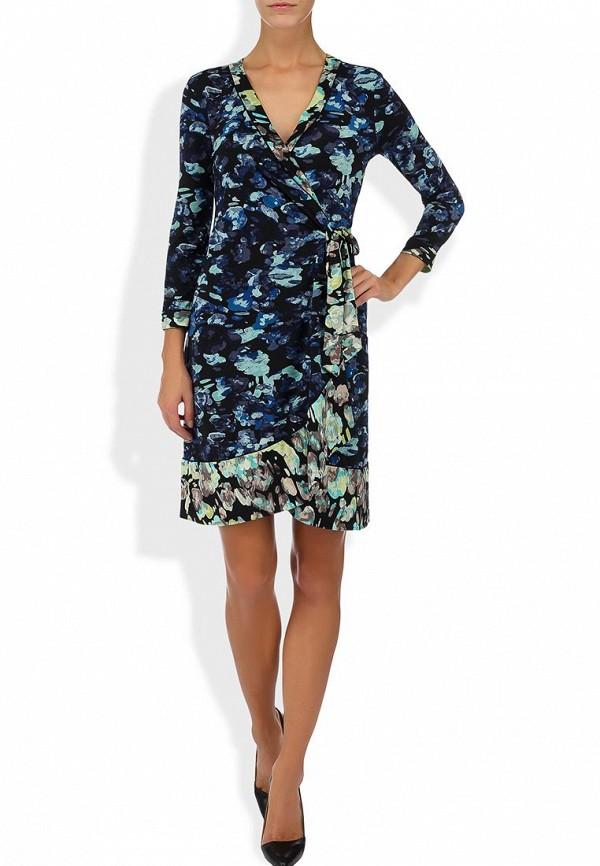 Платье-миди BCBGMAXAZRIA WAX6W099: изображение 4