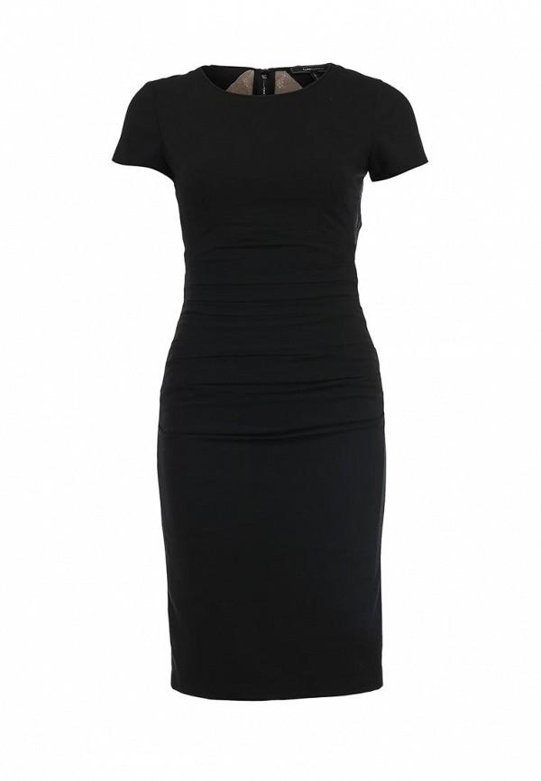 Платье-миди BCBGMAXAZRIA ZBA6Y291: изображение 1