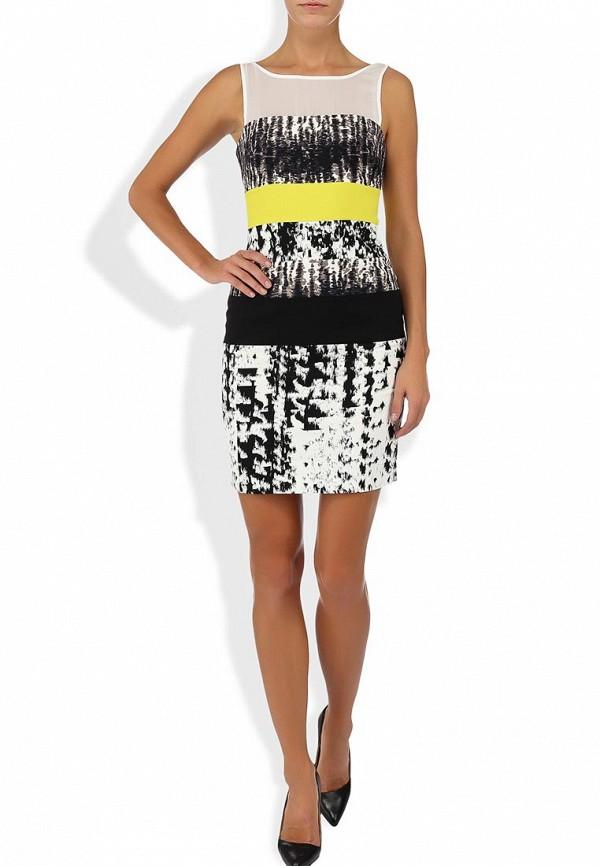 Платье-миди BCBGMAXAZRIA ZNB6X392: изображение 4