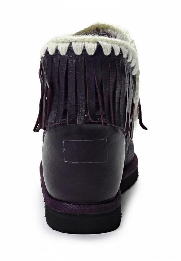 Женские угги Best.A 131-Y3D purple: изображение 2