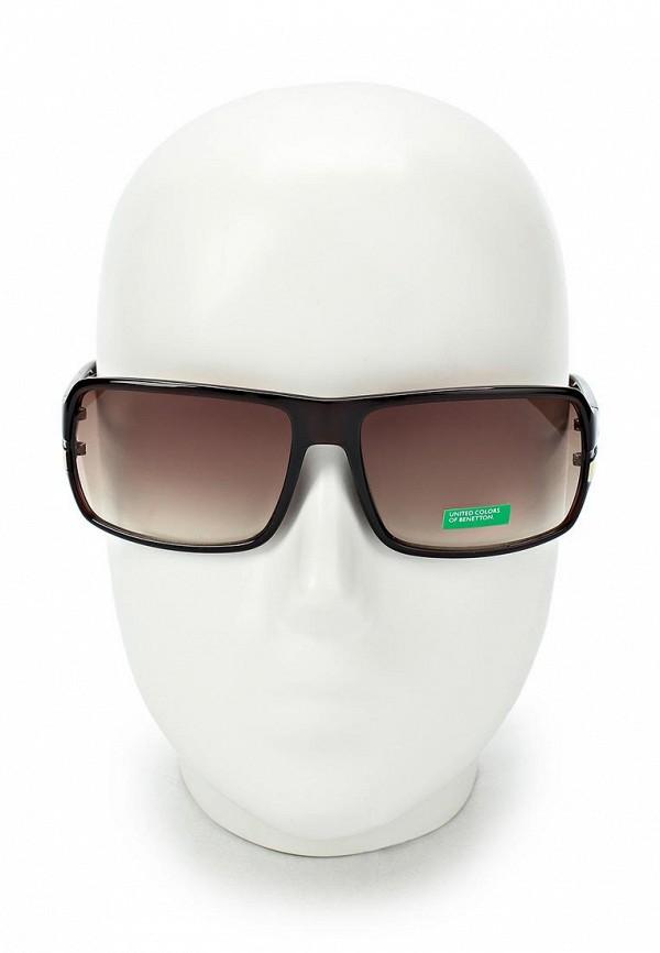 Мужские солнцезащитные очки Benetton (Бенеттон) BE 696 R1: изображение 3
