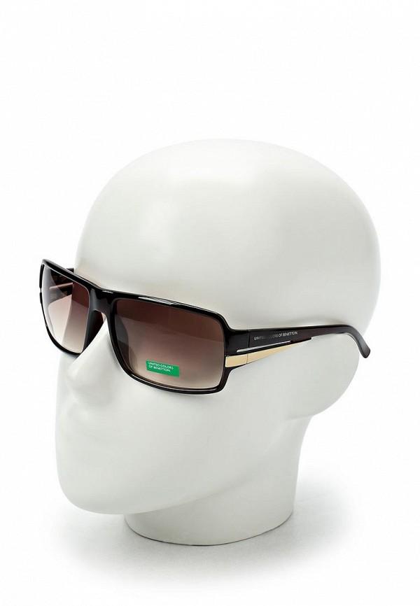 Мужские солнцезащитные очки Benetton (Бенеттон) BE 696 R1: изображение 5