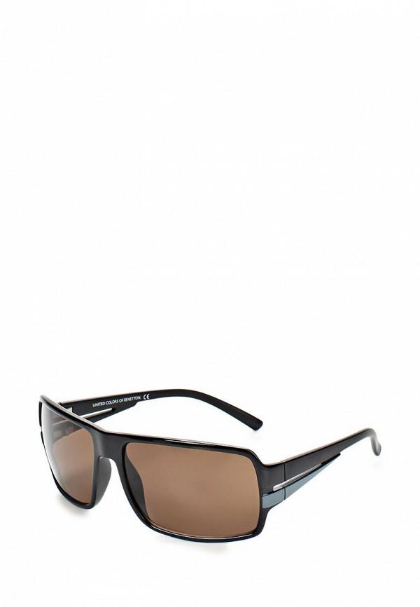 Мужские солнцезащитные очки Benetton (Бенеттон) BE 696 R2: изображение 4