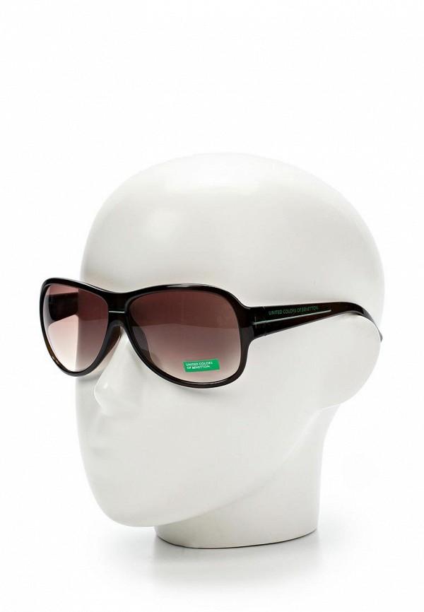 Мужские солнцезащитные очки Benetton (Бенеттон) BE 699 R1: изображение 3
