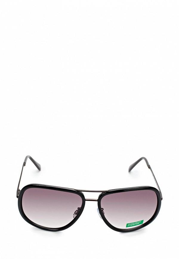 Мужские солнцезащитные очки Benetton (Бенеттон) BE 709 R2: изображение 1