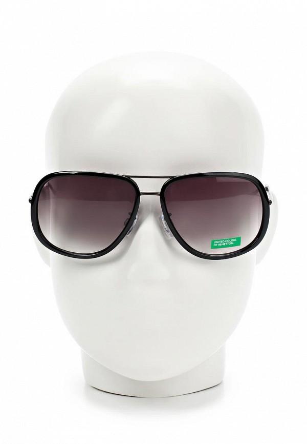 Мужские солнцезащитные очки Benetton (Бенеттон) BE 709 R2: изображение 2