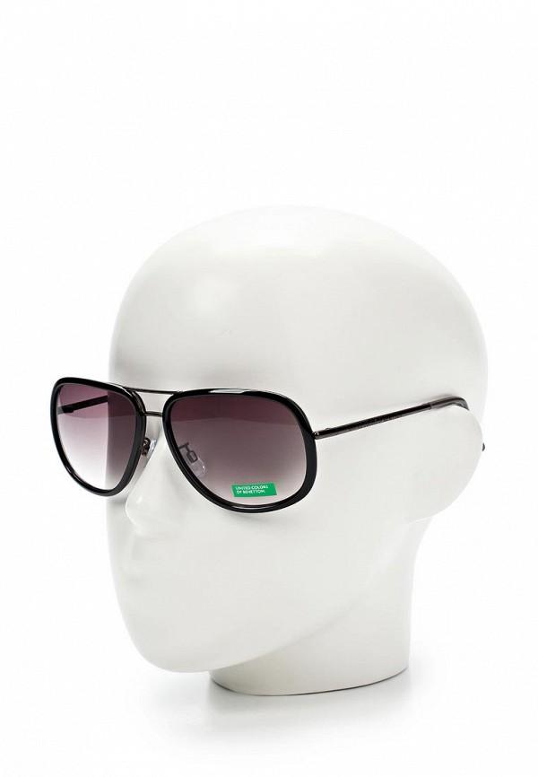 Мужские солнцезащитные очки Benetton (Бенеттон) BE 709 R2: изображение 3