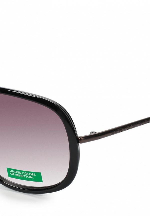 Мужские солнцезащитные очки Benetton (Бенеттон) BE 709 R2: изображение 5