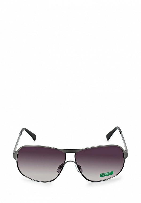 Мужские солнцезащитные очки Benetton (Бенеттон) BE 704 R1: изображение 1