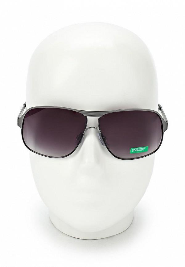Мужские солнцезащитные очки Benetton (Бенеттон) BE 704 R1: изображение 2