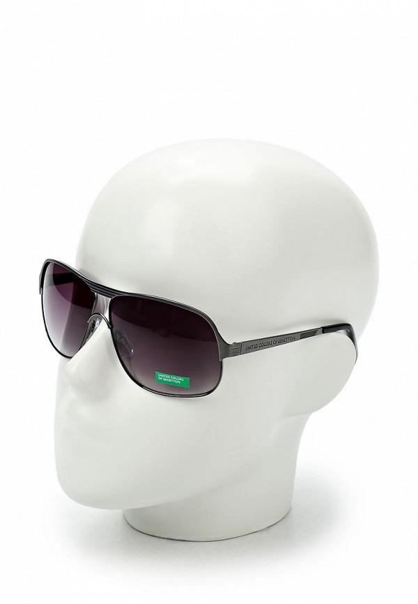 Мужские солнцезащитные очки Benetton (Бенеттон) BE 704 R1: изображение 3