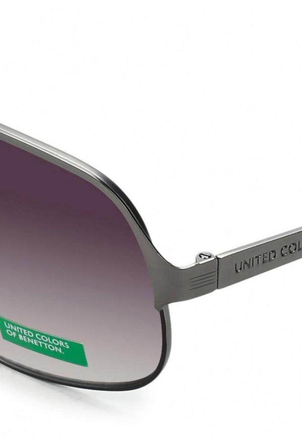 Мужские солнцезащитные очки Benetton (Бенеттон) BE 704 R1: изображение 5
