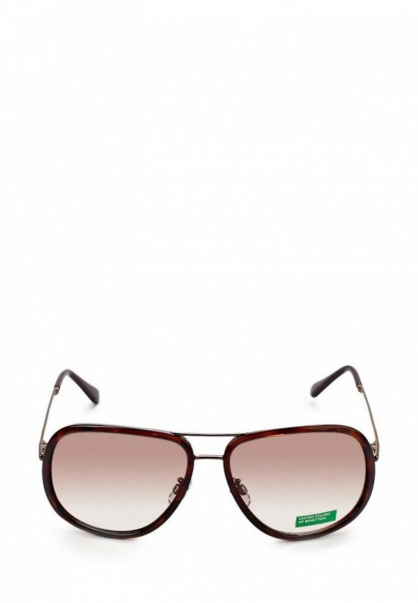 Мужские солнцезащитные очки Benetton (Бенеттон) BE 709 R4: изображение 1