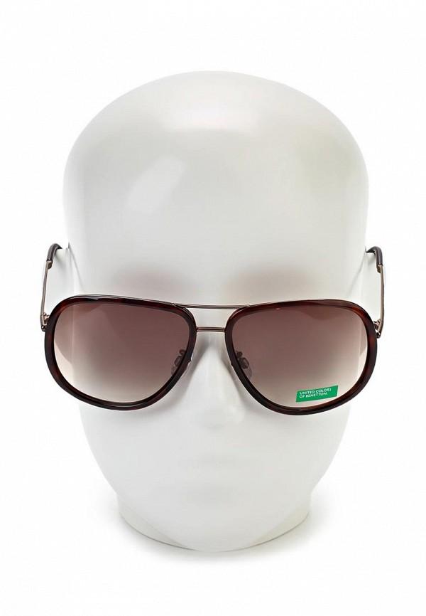 Мужские солнцезащитные очки Benetton (Бенеттон) BE 709 R4: изображение 2