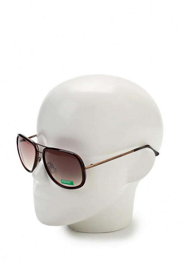 Мужские солнцезащитные очки Benetton (Бенеттон) BE 709 R4: изображение 3
