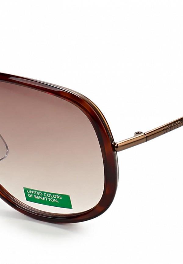 Мужские солнцезащитные очки Benetton (Бенеттон) BE 709 R4: изображение 5