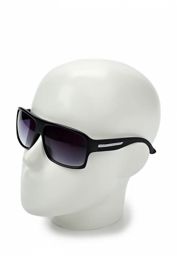 Мужские солнцезащитные очки Benetton (Бенеттон) BE 836 R2: изображение 3