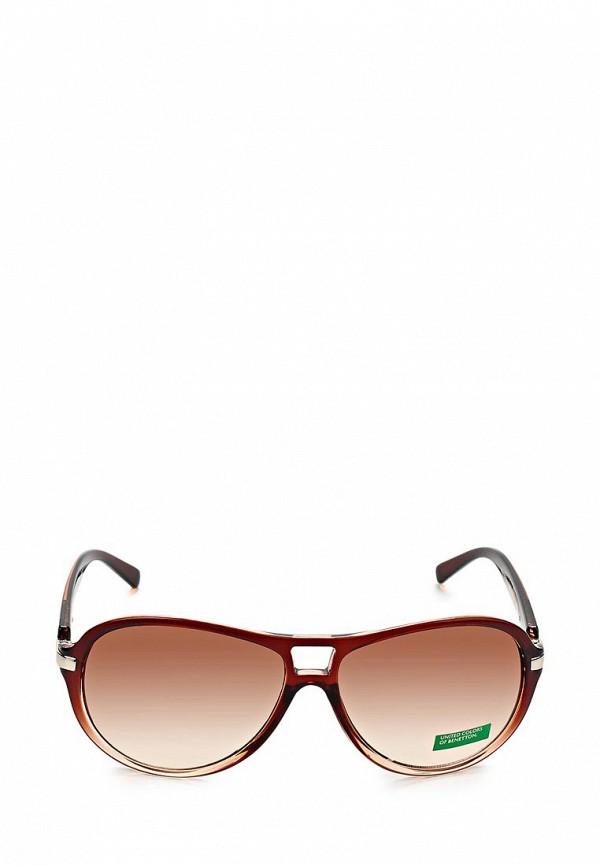 Мужские солнцезащитные очки Benetton (Бенеттон) BE 711 R1: изображение 2