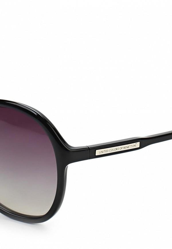 Женские солнцезащитные очки Benetton (Бенеттон) BE 552 01: изображение 9