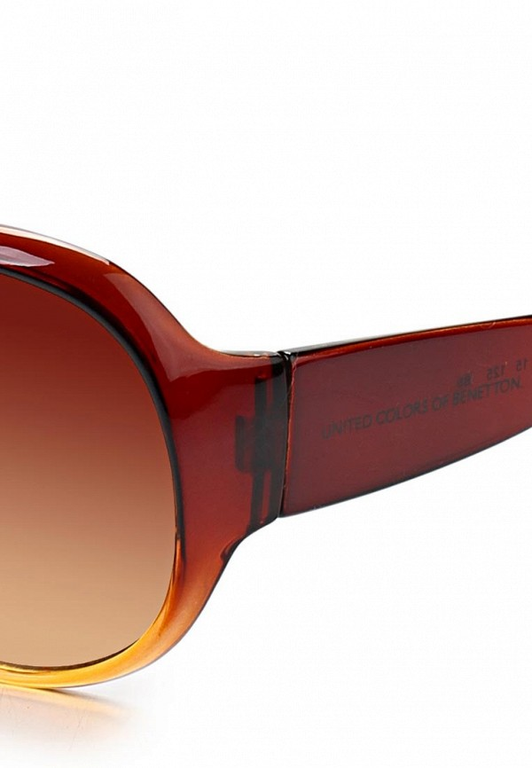 Женские солнцезащитные очки Benetton (Бенеттон) BE 669 03: изображение 5