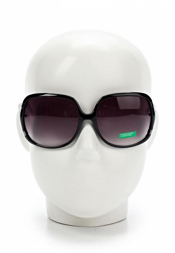 Женские солнцезащитные очки Benetton (Бенеттон) BE 695 R2: изображение 2