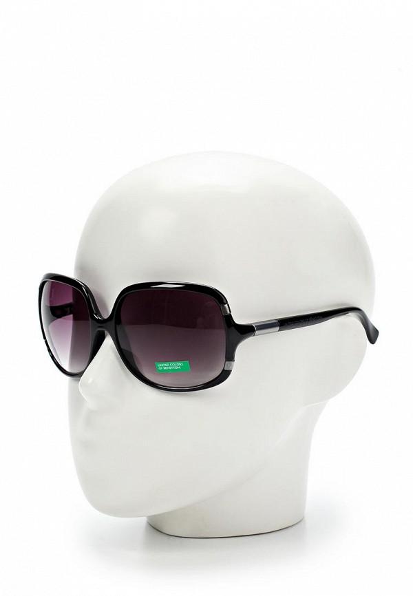 Женские солнцезащитные очки Benetton (Бенеттон) BE 695 R2: изображение 3