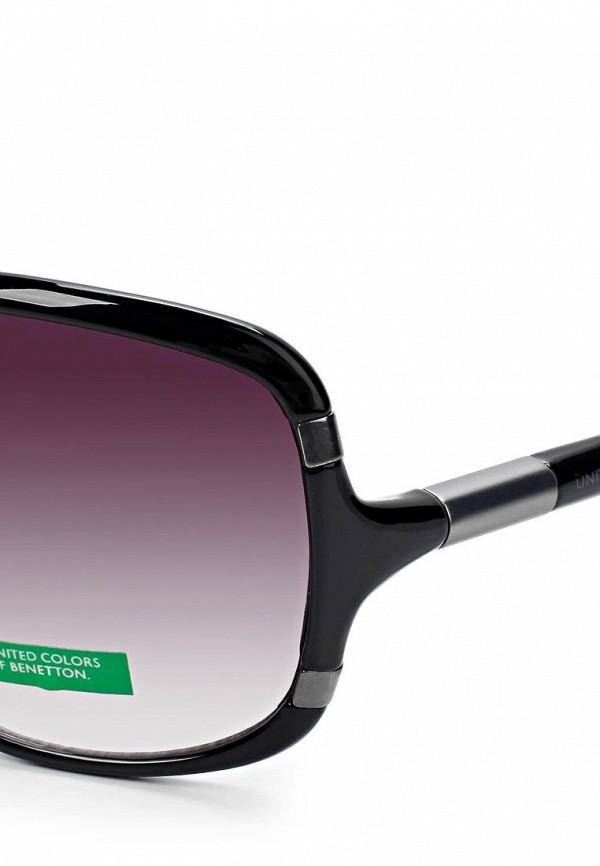 Женские солнцезащитные очки Benetton (Бенеттон) BE 695 R2: изображение 5