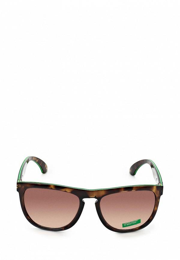 Женские солнцезащитные очки Benetton (Бенеттон) BE 701 R1: изображение 1