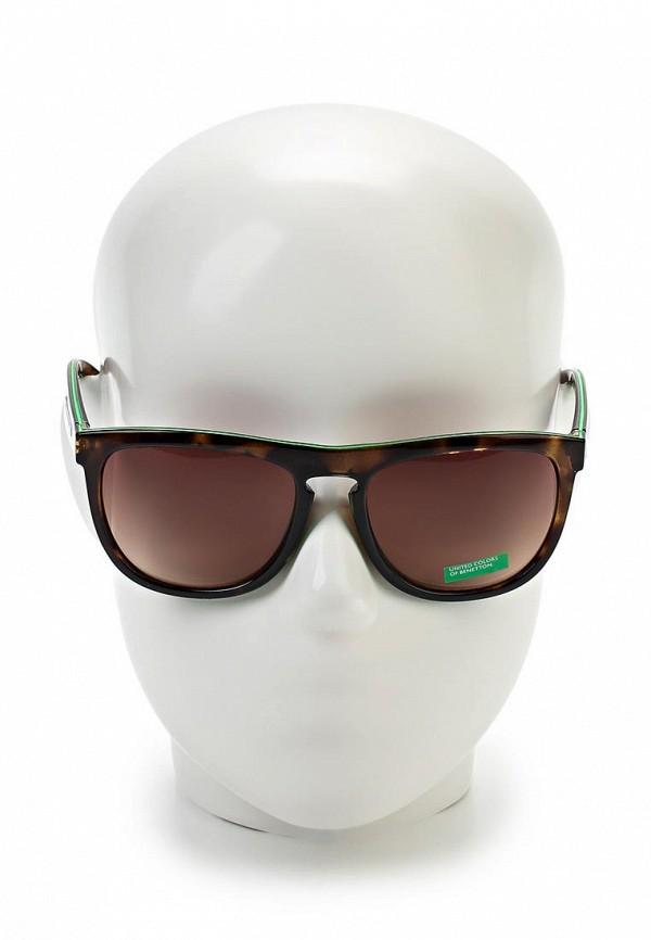 Женские солнцезащитные очки Benetton (Бенеттон) BE 701 R1: изображение 2