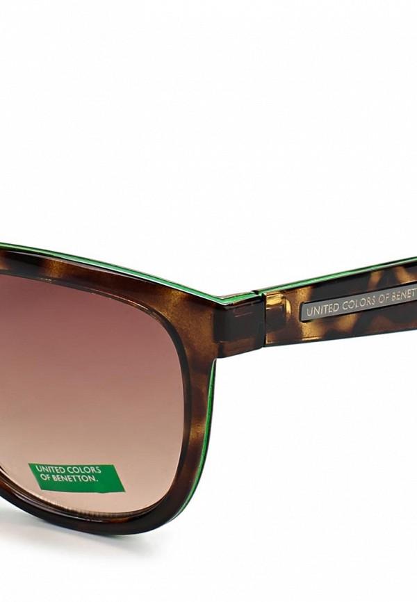 Женские солнцезащитные очки Benetton (Бенеттон) BE 701 R1: изображение 5