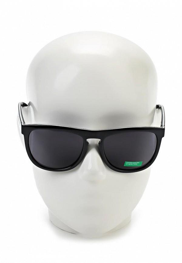 Женские солнцезащитные очки Benetton (Бенеттон) BE 701 R2: изображение 2