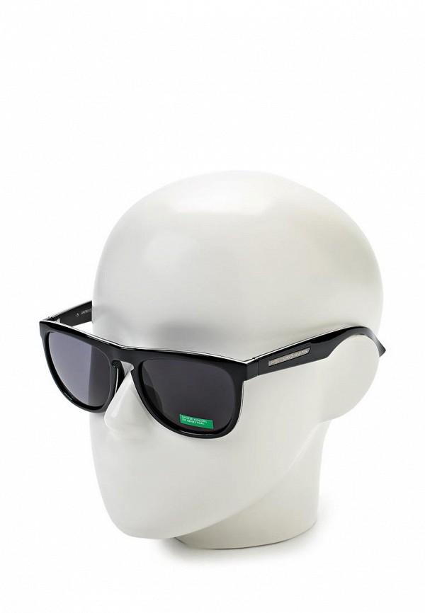 Женские солнцезащитные очки Benetton (Бенеттон) BE 701 R2: изображение 3