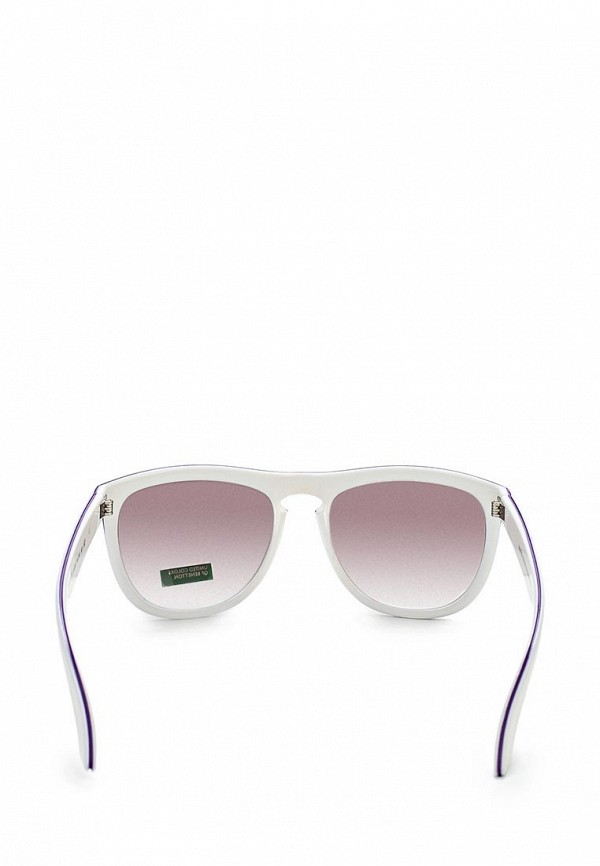 Женские солнцезащитные очки Benetton (Бенеттон) BE 701 R4: изображение 4