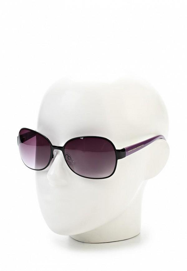 Женские солнцезащитные очки Benetton (Бенеттон) BE 706 R3: изображение 3