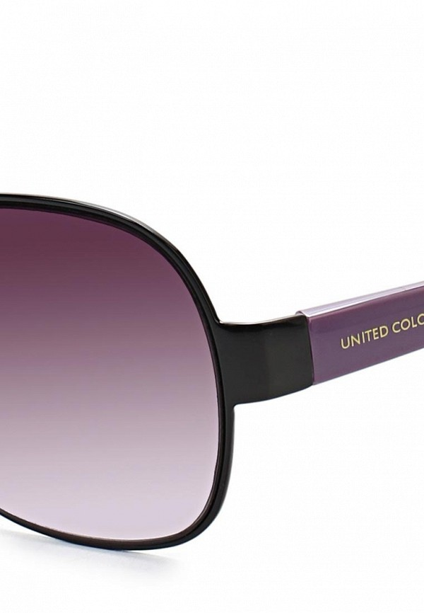 Женские солнцезащитные очки Benetton (Бенеттон) BE 706 R3: изображение 5