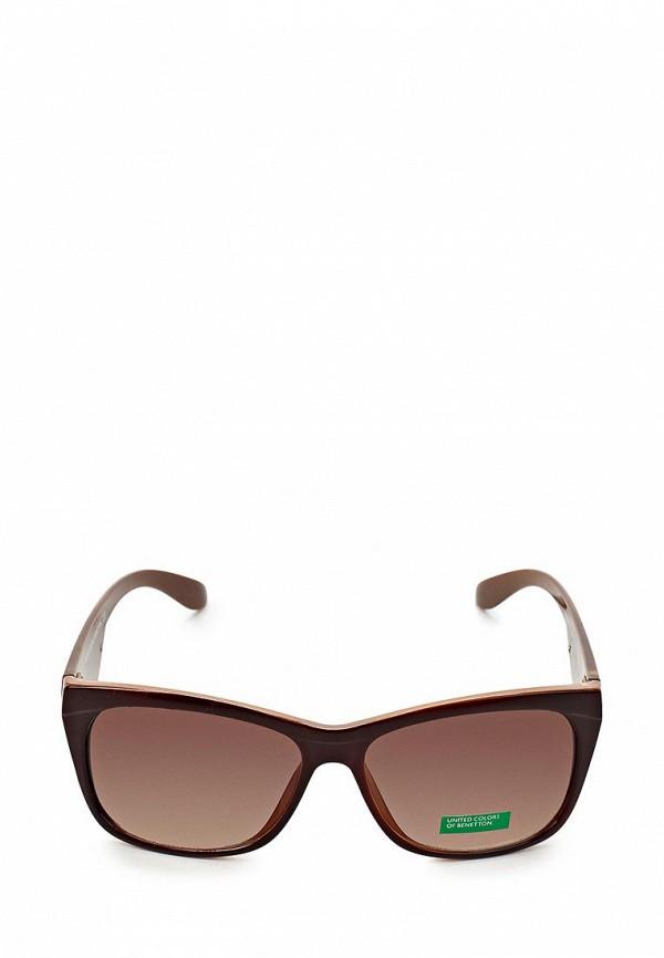 Купить солнцезащитные очки Benetton BE003DWAUK24|интернет-магазин ZontikTvoi.ru