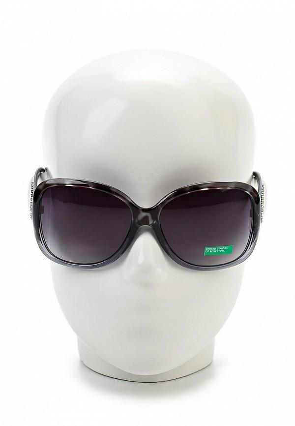 Женские солнцезащитные очки Benetton (Бенеттон) BE 812 R1: изображение 2