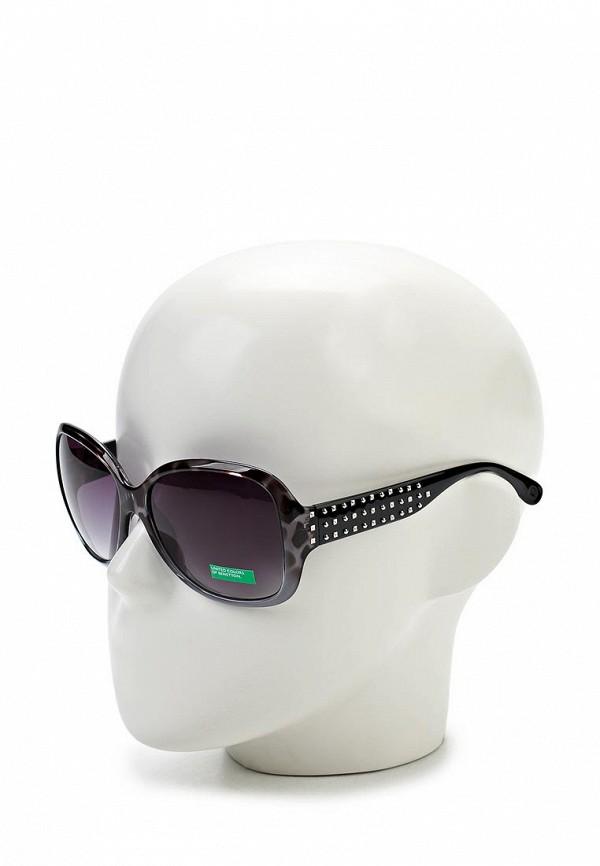 Женские солнцезащитные очки Benetton (Бенеттон) BE 812 R1: изображение 3