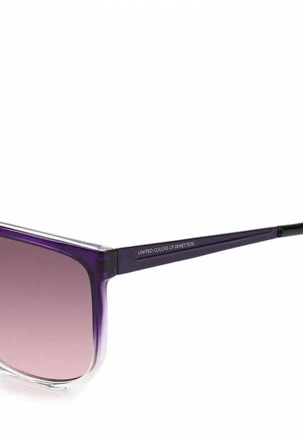 Женские солнцезащитные очки Benetton (Бенеттон) BE 815 R2: изображение 5