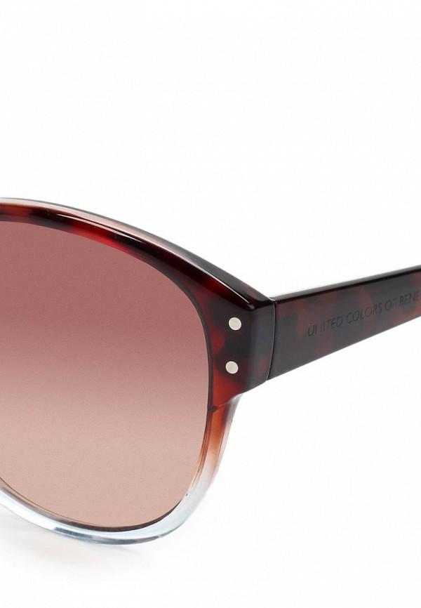 Женские солнцезащитные очки Benetton (Бенеттон) BE 822 R2: изображение 5