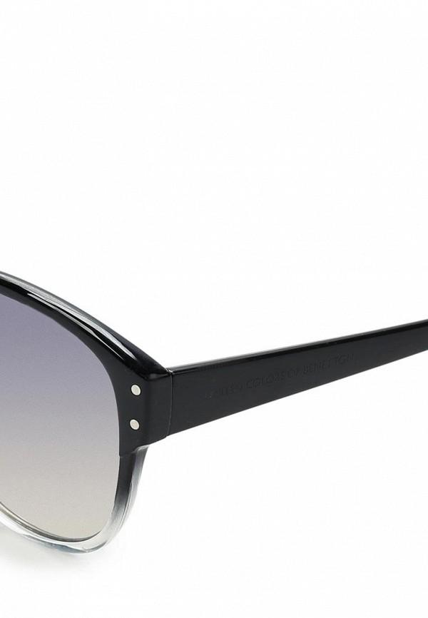 Женские солнцезащитные очки Benetton (Бенеттон) BE 822 R1: изображение 5