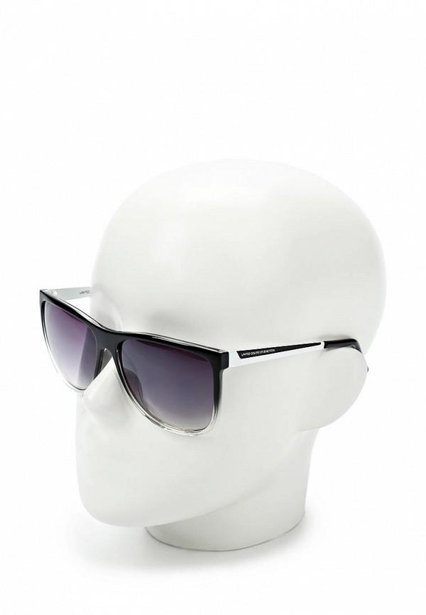 Женские солнцезащитные очки Benetton (Бенеттон) BE 815 R1: изображение 3