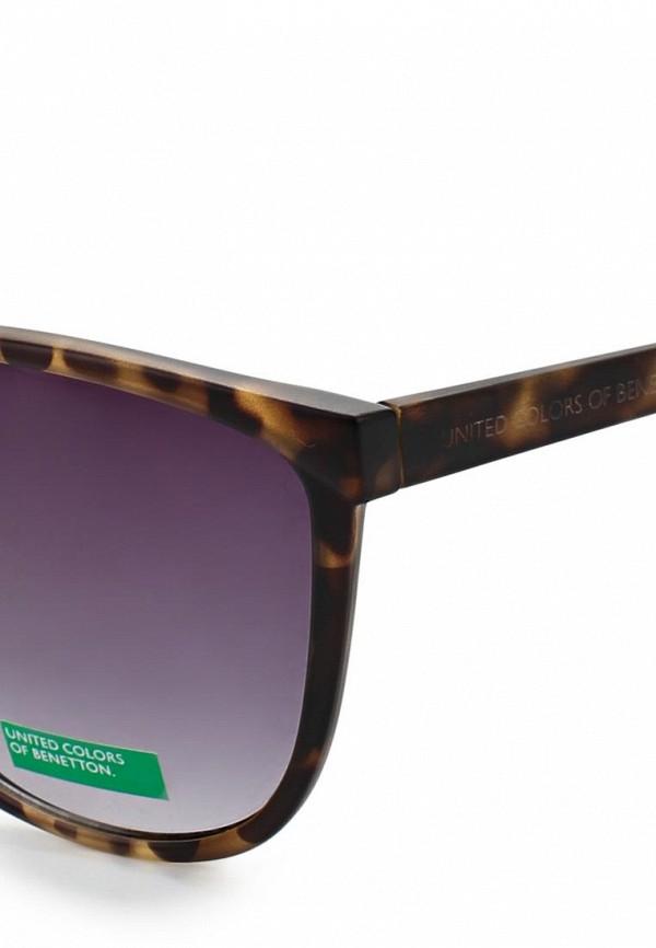 Женские солнцезащитные очки Benetton (Бенеттон) BE 823 R1: изображение 5