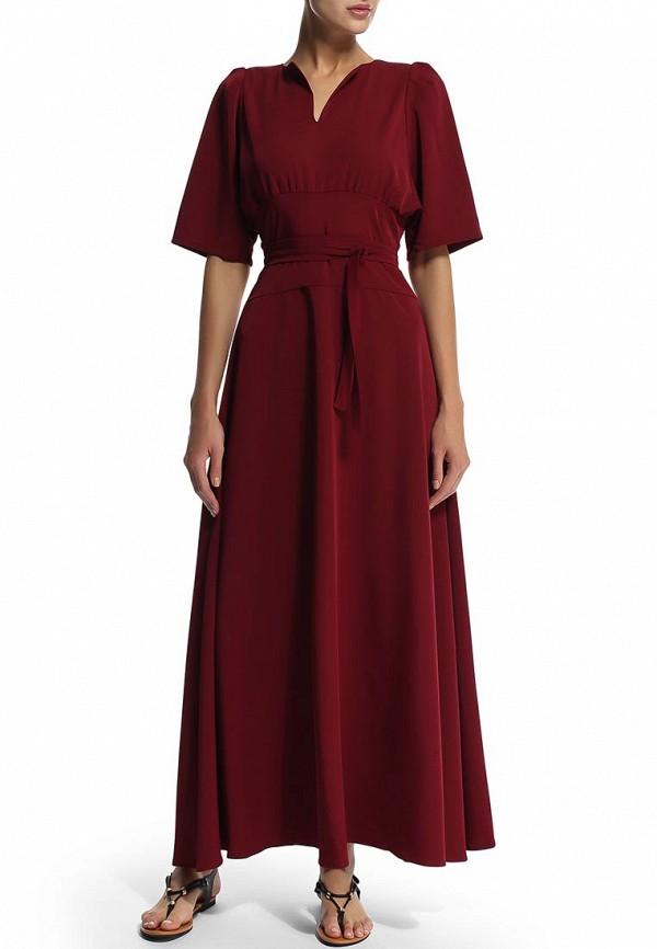 Платье-макси Be In Пл 75х-0256: изображение 6