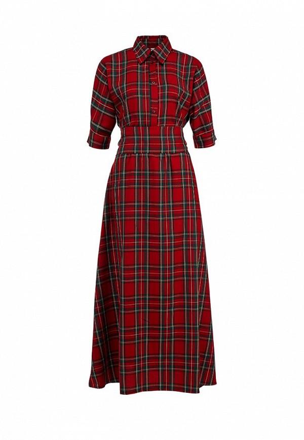 Платье-макси Be In Пл 100-597: изображение 4