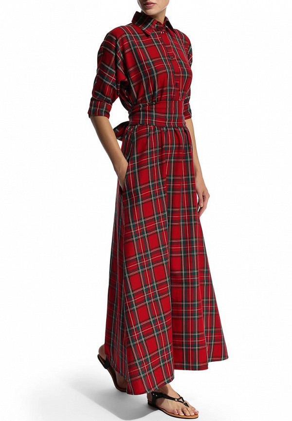 Платье-макси Be In Пл 100-597: изображение 6