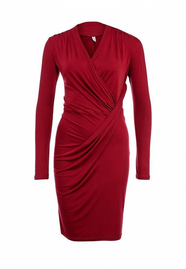 Платье-миди Be In Пл 94-016х мас: изображение 1