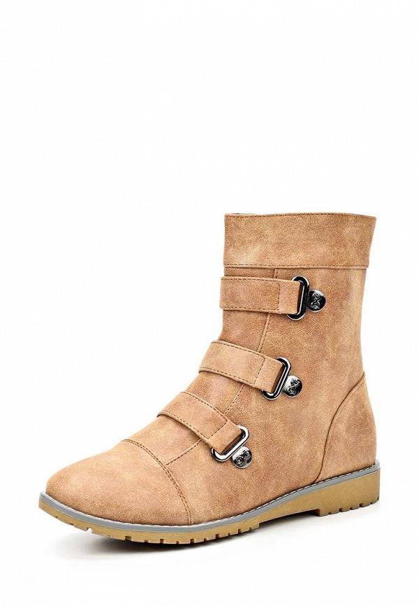 Ботинки для девочек Betsy (Бетси) 948761/01-01-K: изображение 2
