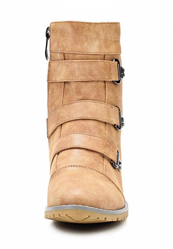Ботинки для девочек Betsy (Бетси) 948761/01-01-K: изображение 6