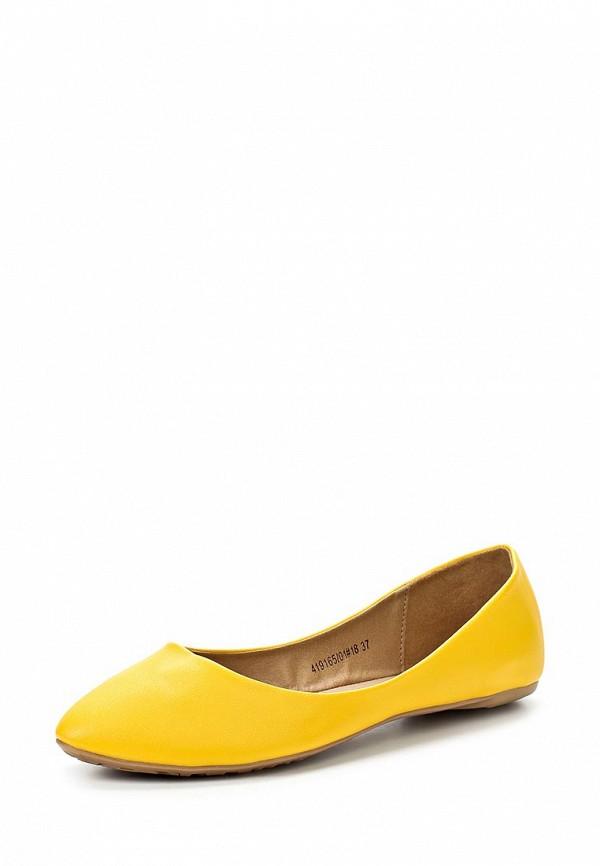 Туфли на плоской подошве Betsy (Бетси) 419165/01#18: изображение 1